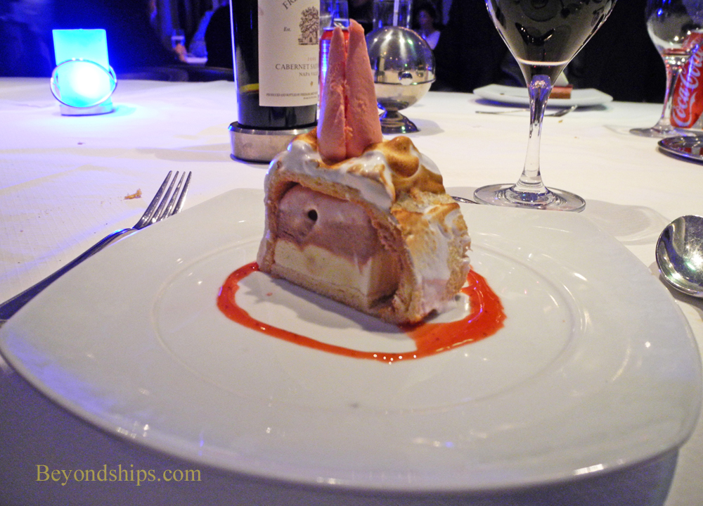 Celebrity Reflection Menus - Beyondships2