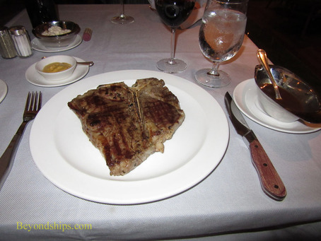 Crown Grill, Regal Princess