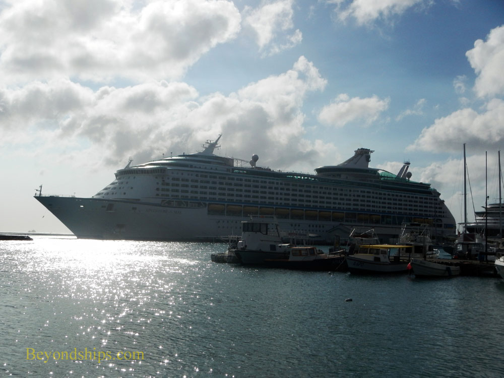 Adventure of the Seas cruise ship