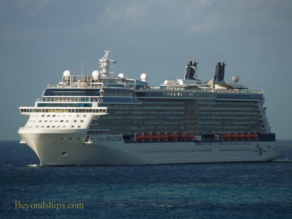 Picture cruise ship Celebrity Reflection