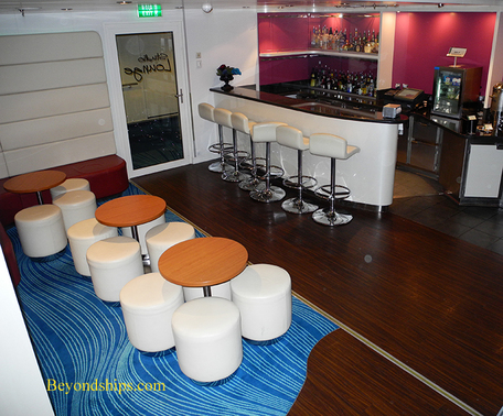 Picture studio lounge on Norwegian Epic cruise ship