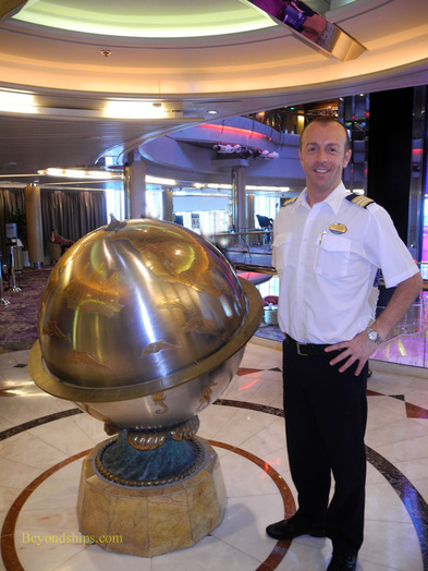 Hotel Director Silvio Ghigo of Legend of the Seas