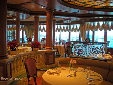 Sabatini's, Ruby Princess cruise ship