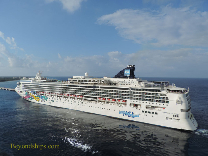 Picture Thomson Dream and Emerald Princess