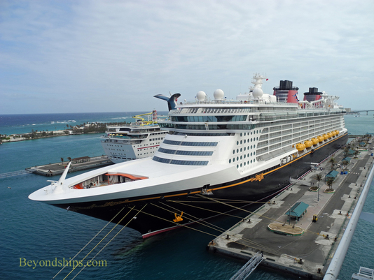 Disney Dream Nassau Photo Essay - The dream cruise ship disney
