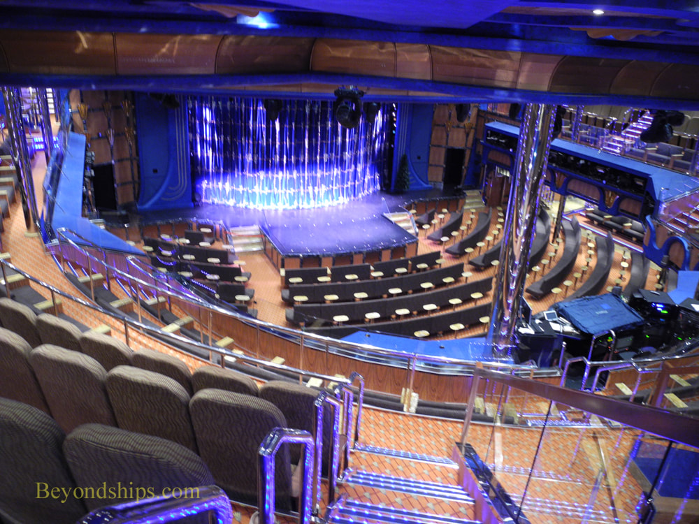 Celebrity Summit theater