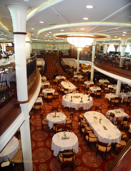 Picture Enchantment of the Seas My Fair Lady Restaurant
