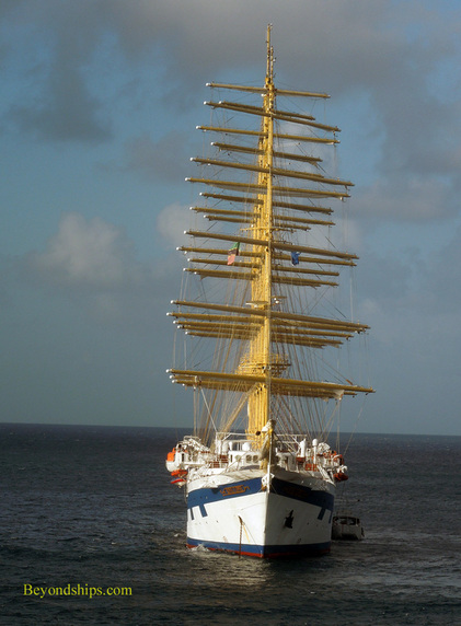 Royal Clipper cruise ship