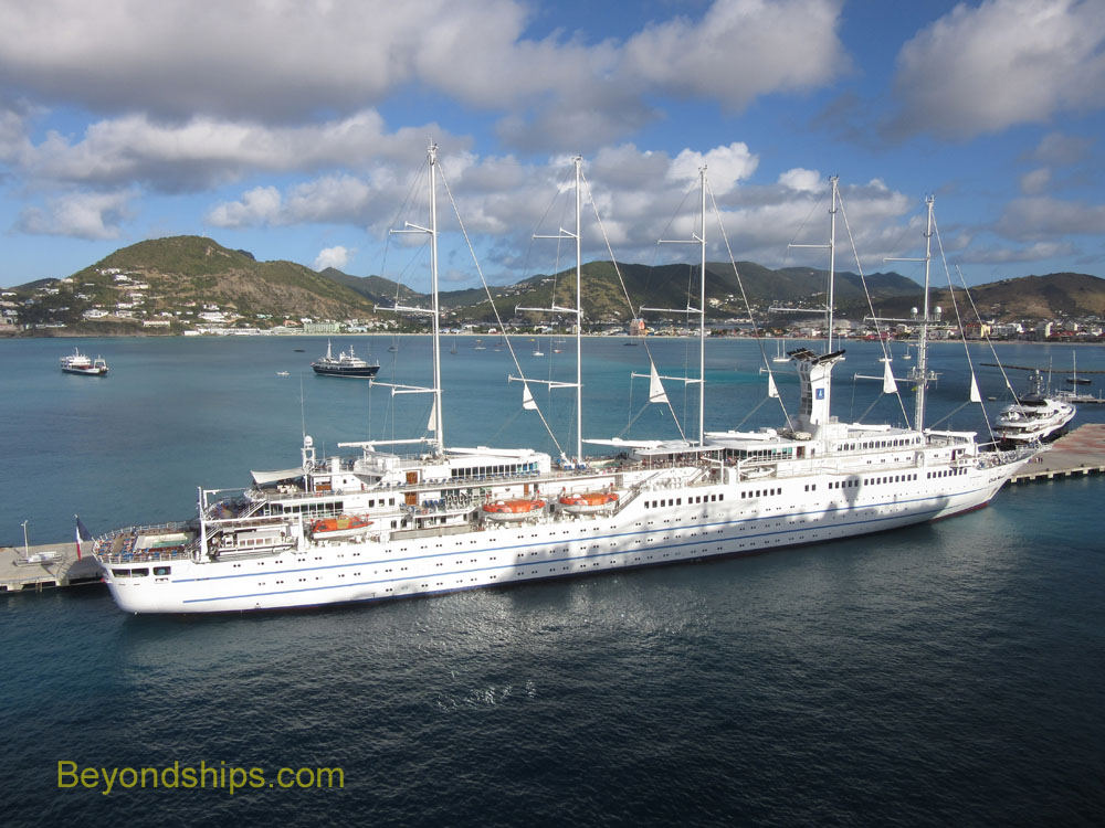 Club Med 2 cruise ship