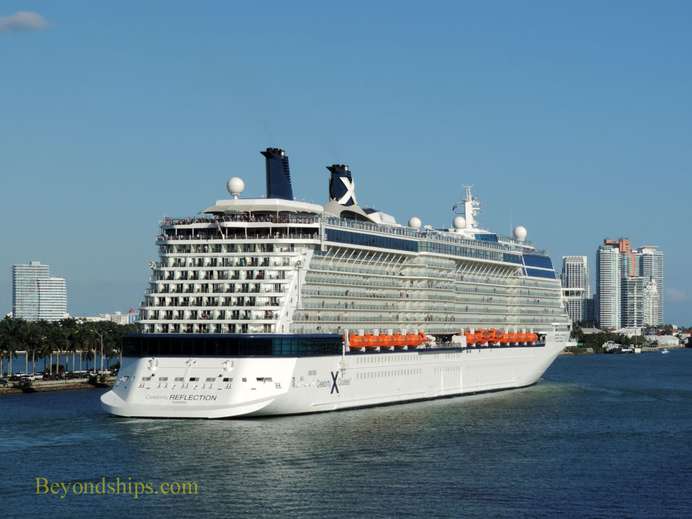 Celebrity Reflection Itineraries - Cruise Critic