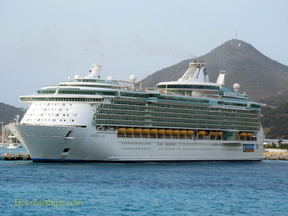 Cruise ship Freedom of the Seas