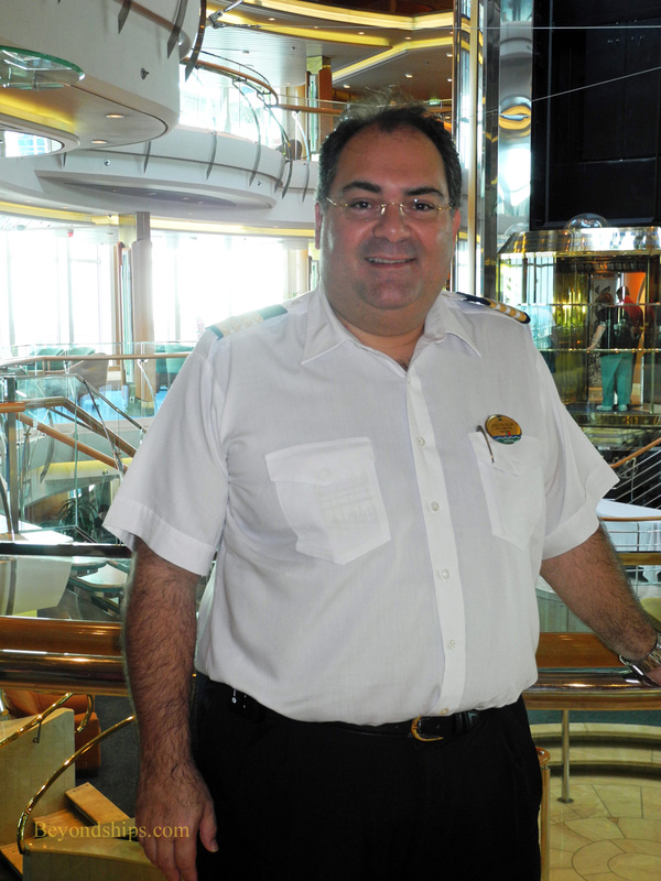 Vision Of The Seas Hotel Director Interview