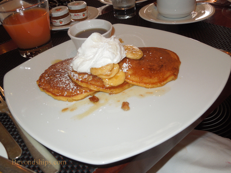 Picture Norwegian Jewel pancakes