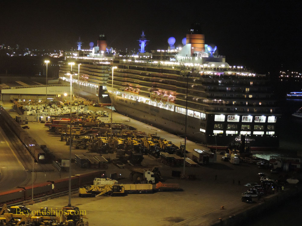 Queen Mary 2 10th Birthday Celebration 3