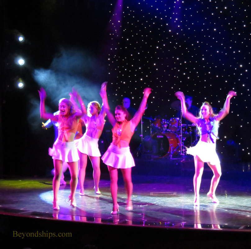 Show, Norwegian Gem