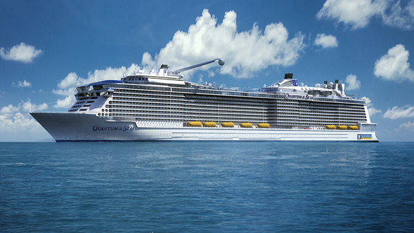 Picture Quantum of the Seas