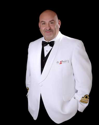 Pierre B. Camilleri, Hotel Director of Carnival Vista
