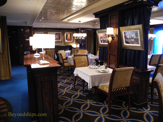 Le Bistro on Norwegian Epic cruise ship