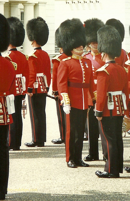 Changing of the Guard Wellington Barracks