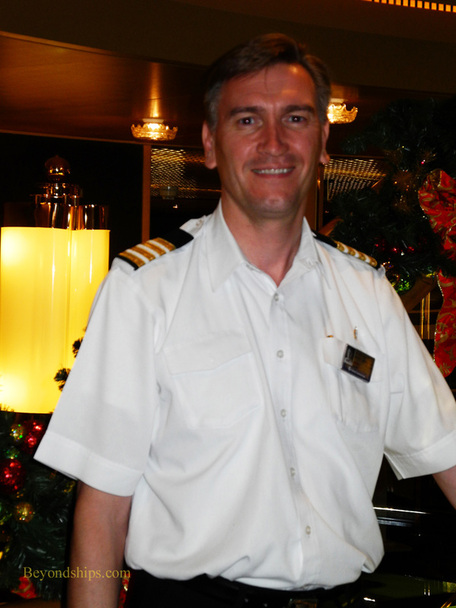 Picture Hotel Director Stan Kuppens of cruise ship Eurodam
