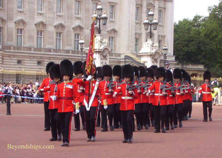 Changing of the Guard, Coldstream Guards