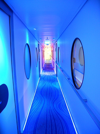 Picture studio cabins on Norwegian Epic cruise ship