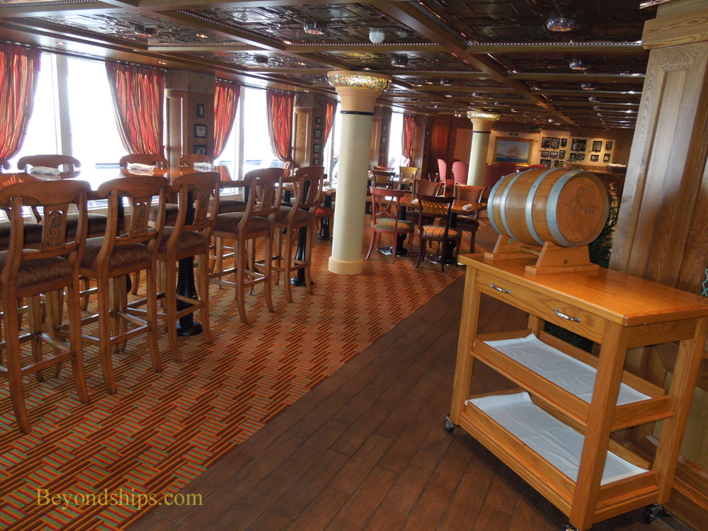 Picture La Cucina del Capitano on cruise ship Carnival Breeze