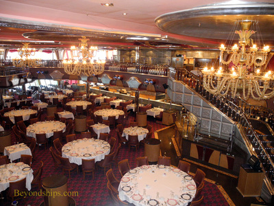 Carnival Liberty American Table