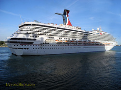 Cruise ship Carnival Victory