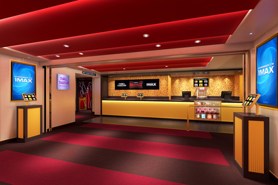 The Multiplex Box Office on Carnival Vista