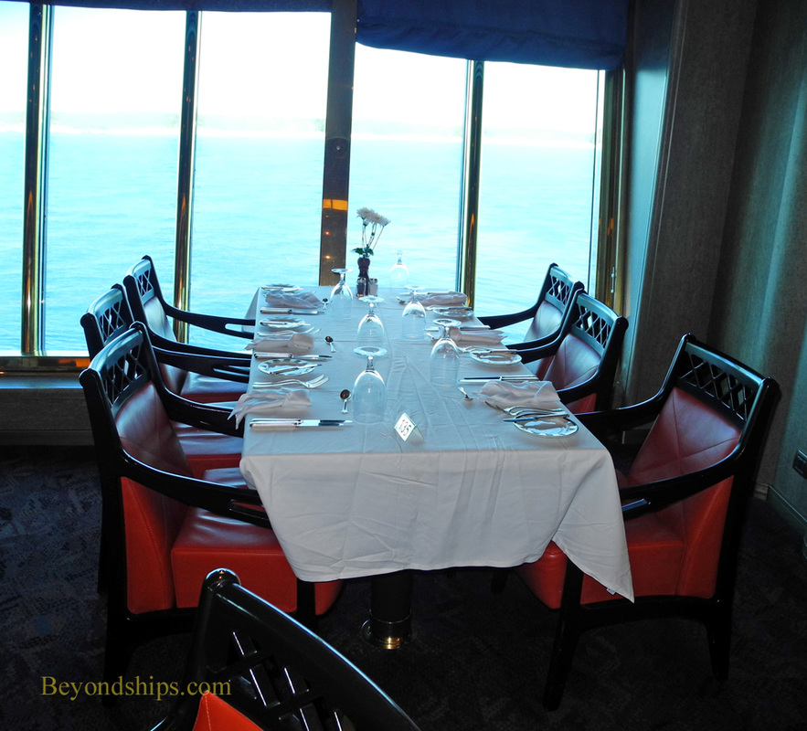Picture the Rembrandt dining room cruise ship Eurodam