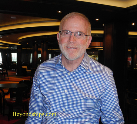 Kevin Sheehan, CEO of Norwegian Cruise Line