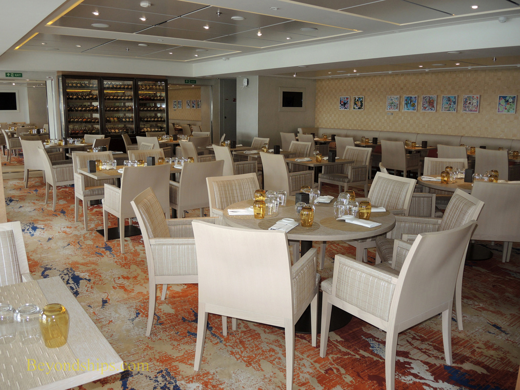 Viking Star, Chef's Table