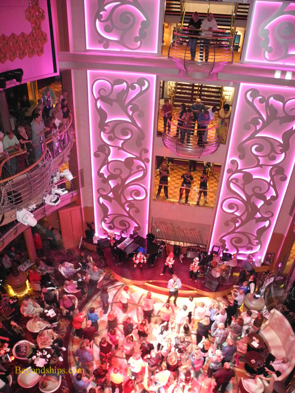 The Centrum on Brilliance of the Seas