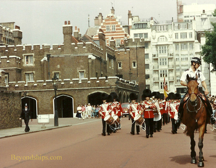 Changing of the Guard, St James Palace