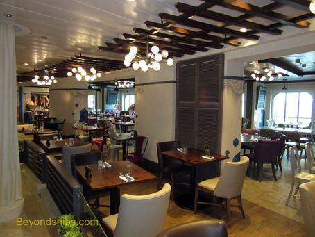Jamie's Italian on Quantum of the Seas
