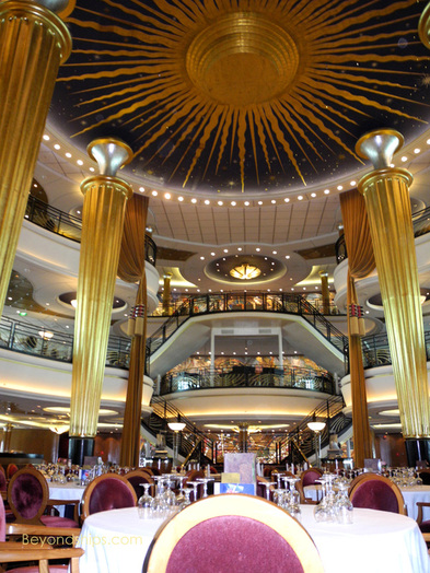 Explorer Of The Seas Dining Guide