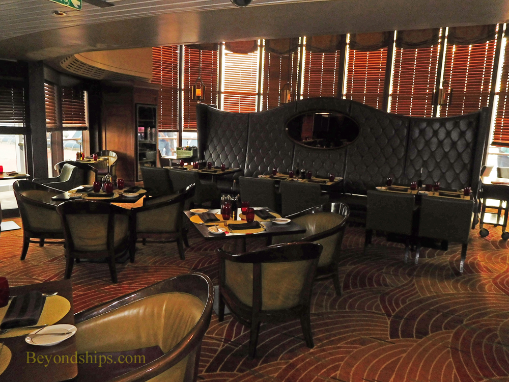 Celebrity Constellation cruise ship dining
