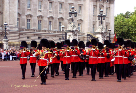 Changing of the Guard, Band of the Coldstream Guards