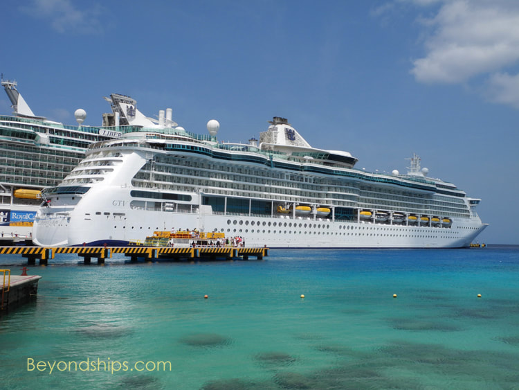 Radiance of the Seas cruise ship