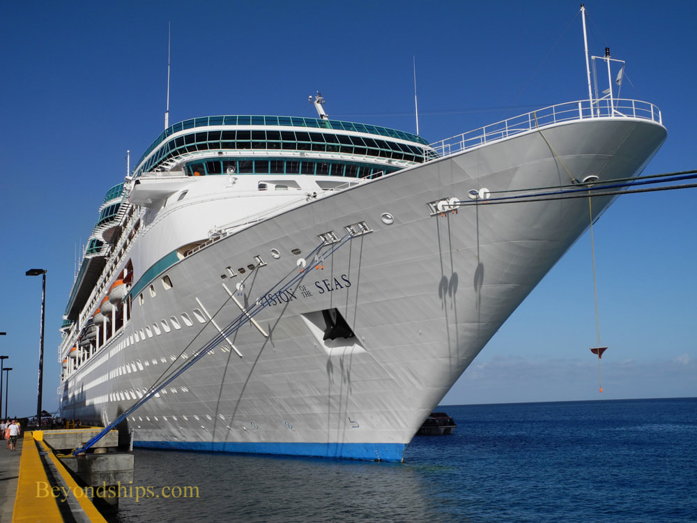 Cruise ship Vision of the Seas