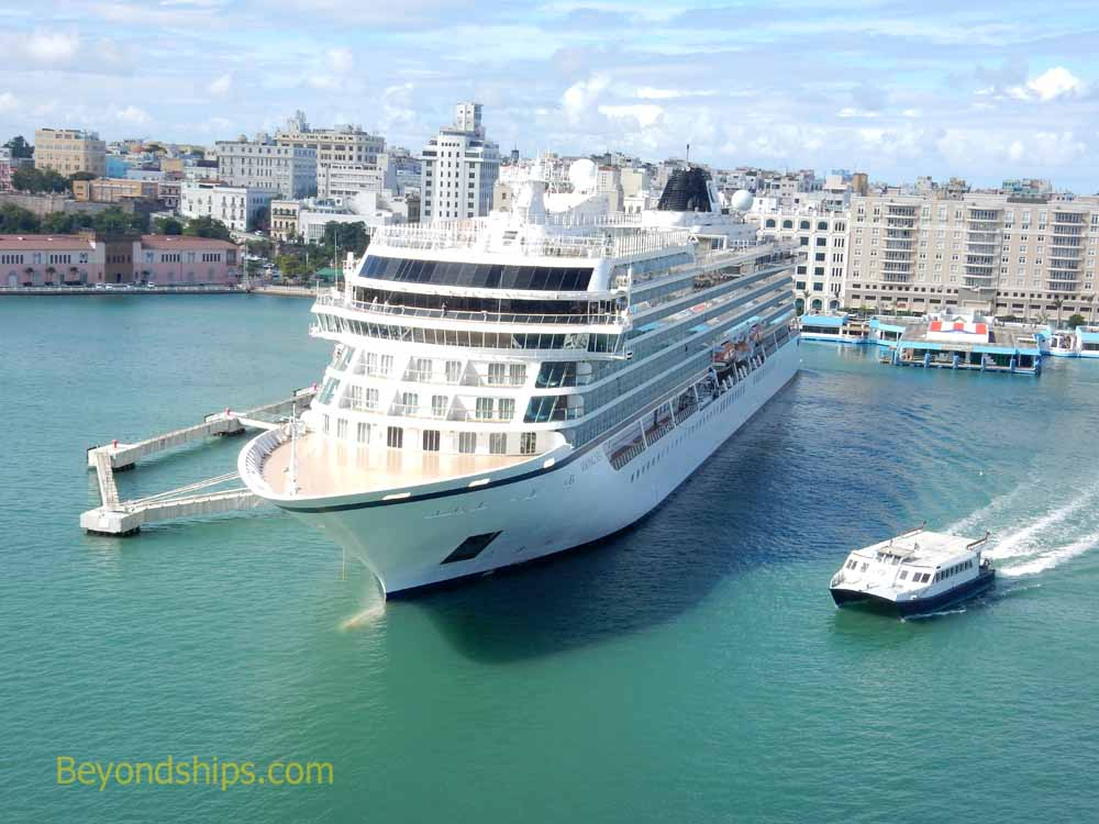 Viking Sea cruise ship